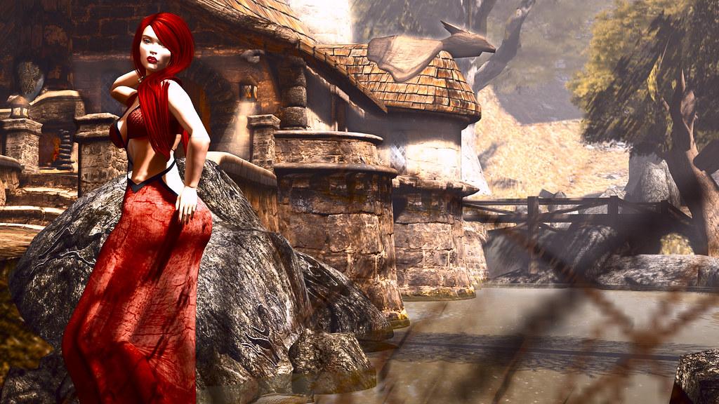Mistique - Venia Red @ TTS