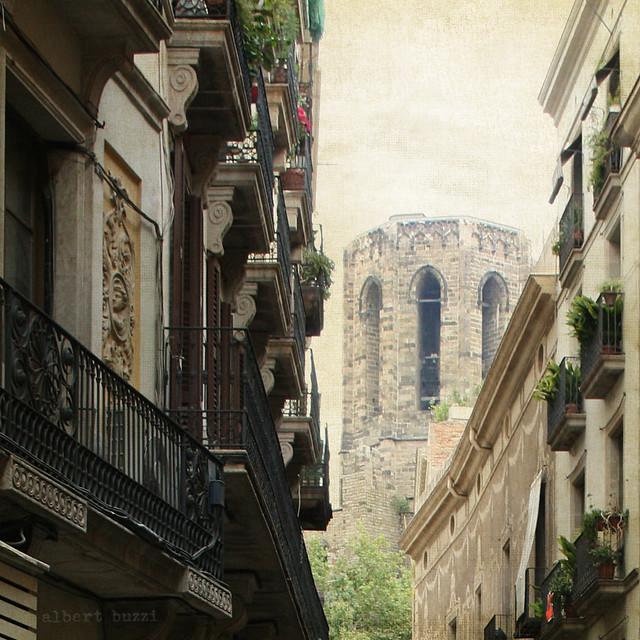 bBcn042: Barcelona - Ciutat Vella - El Gòtic