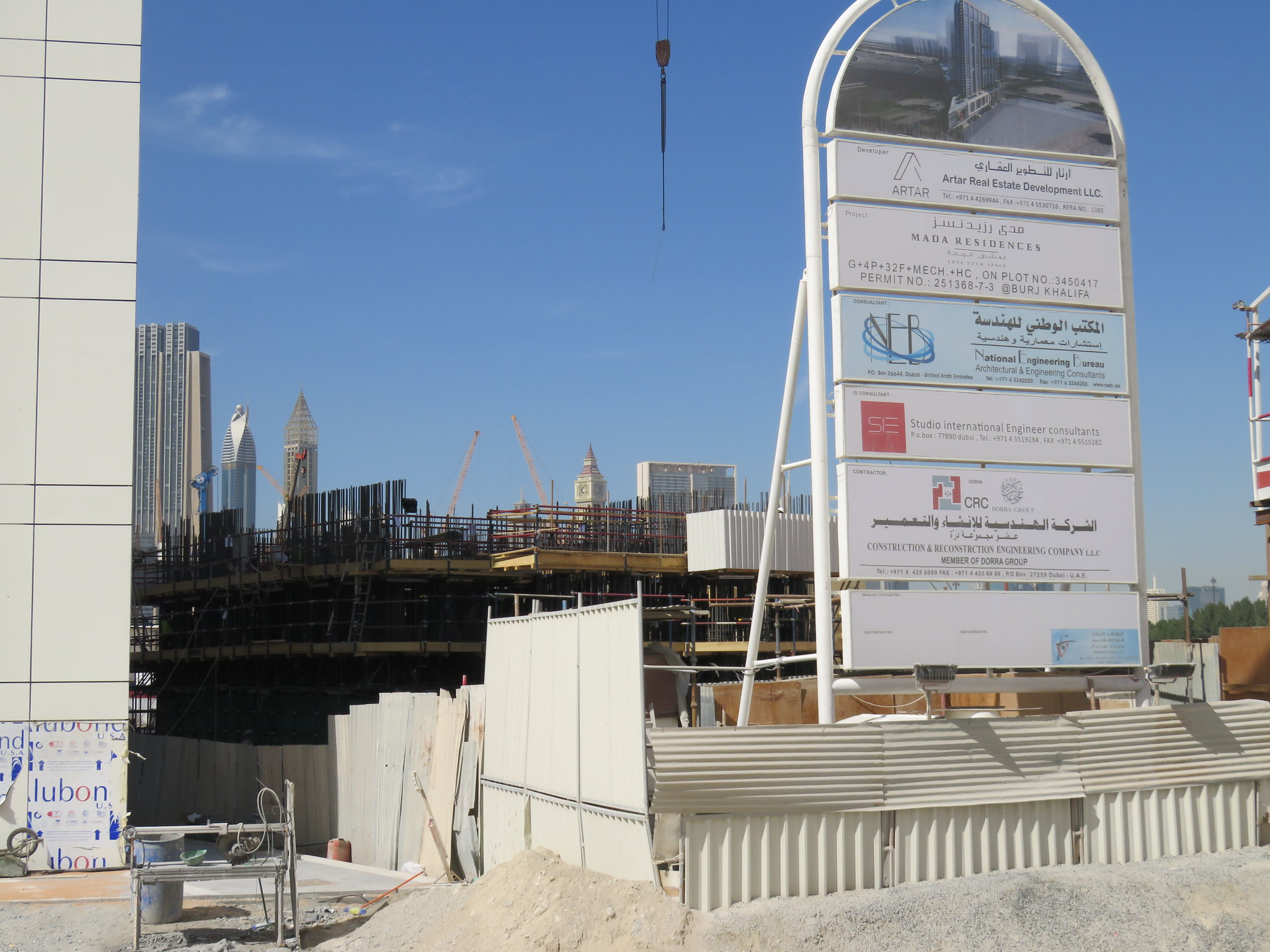 COMPLETED: MADA RESIDENCES, +100m, 41F, Res (DBD
