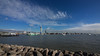Portsmouth Harbour Panaorama