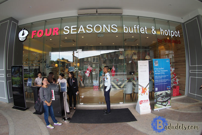 four seasons buffet and hotpot manhattan parkview cubao