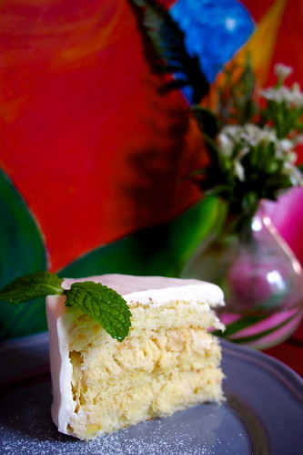 Durian cake, CreatureS Cafe, Asian Fusion, Desker Road, Little India, Singapore