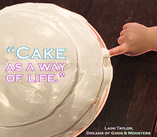 Saturday Snip-pix: Cake