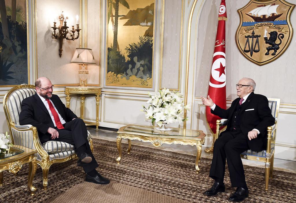 Meeting President Essebsi