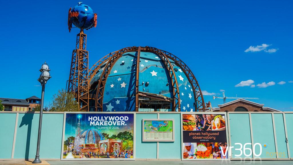 Planet Hollywood at Disney Springs Orlando