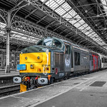 Class 37884 Europhoenix working Rail Operations Group at Preston Station 12.02.2016 Clarity Retro Shoot.jpg