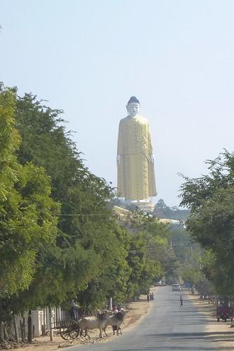 M16-Monywa-Laykyun Setkyar Buddha (1)