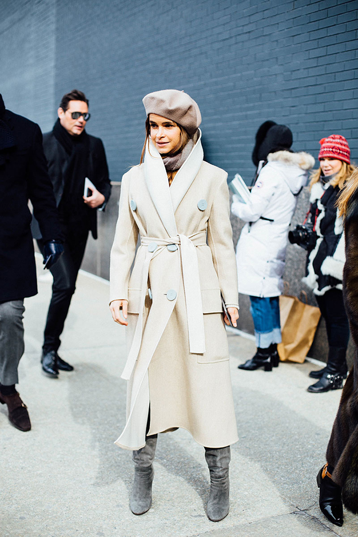 New York Fashion Week street style outfit fashion inspiration16