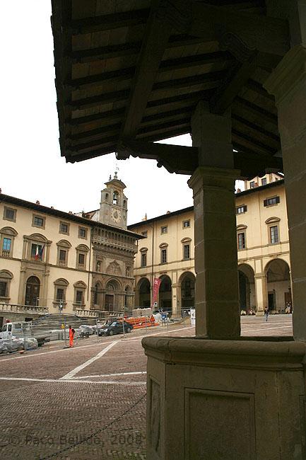 Piazza Grande. © Paco Bellido, 2008