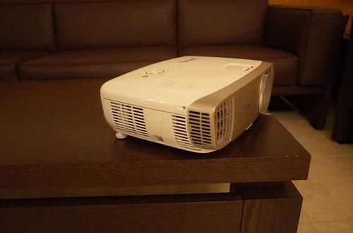 BenQ DLP Projector HT3050 02