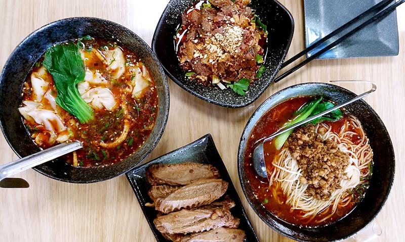 食記,眉州小吃,中式料理,小吃,meizhou,Baldwin Park