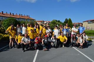 Senderismo Bilbao 2015