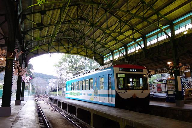 2016/03 叡山電車732号車パトレイン