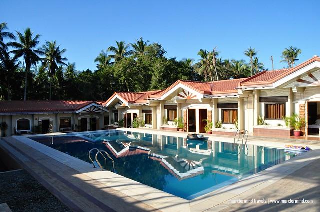 Outdoor Pool Rema Tourist Inn Puerto Princesa