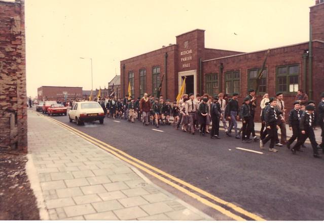 Redcar Parish Hall 1980s