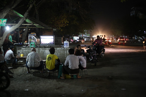 Roadside entertainment systems