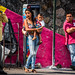2016 - Mexico - Cuernavaca - Bus Stop Quartet por Ted's photos - For Me & You