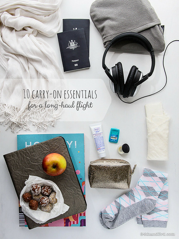 10 Carry-on Essentials - Travel Tips