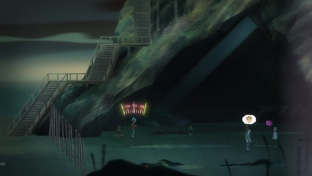 Oxenfree, PS4