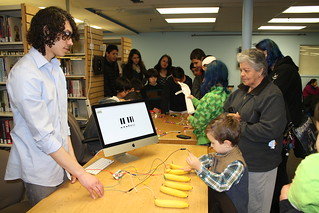 03/19/2016 - Makers Day - Main Library