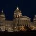 Iowa Capitol Exterior Light Test by John Pemble