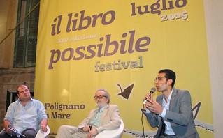 Giuseppe L'Abbate al Libro Possibile 2015