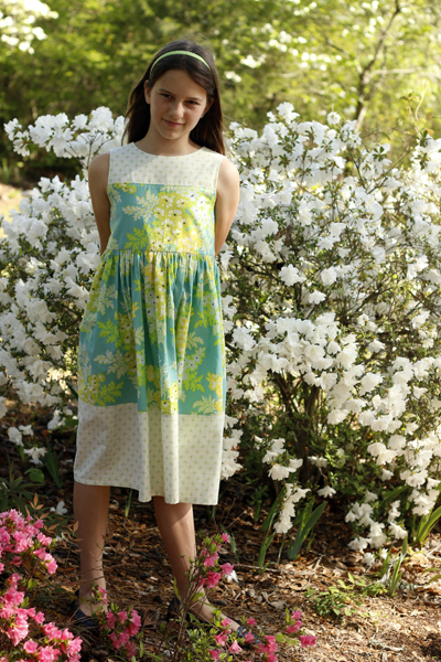 Nicey Jane Easter dress