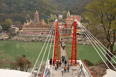 India, Rishikesh