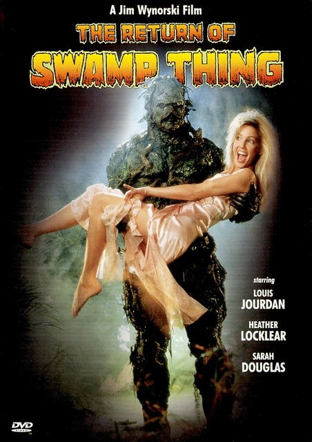 (1989) Swamp Thing, The Return of