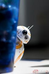 Ehh! BB8, no seas timido