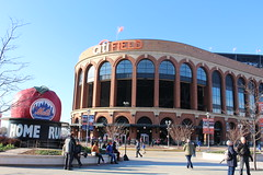 Citi Field, the home of the New York Mets