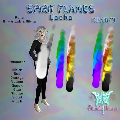 SpiritFlames