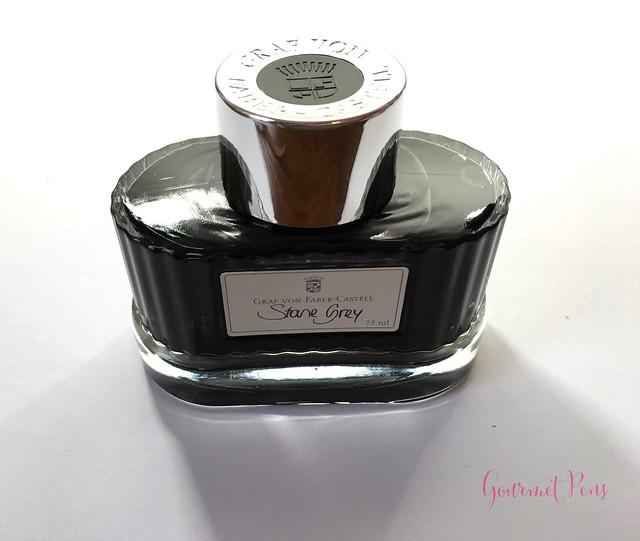 Ink Shot Review Graf Von Faber-Castell Stone Grey @GouletPens @FaberCastell (10)