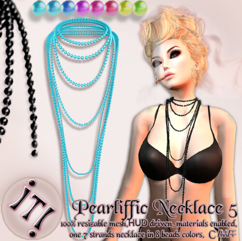 !IT! - Pearliffic Necklace 5 Image