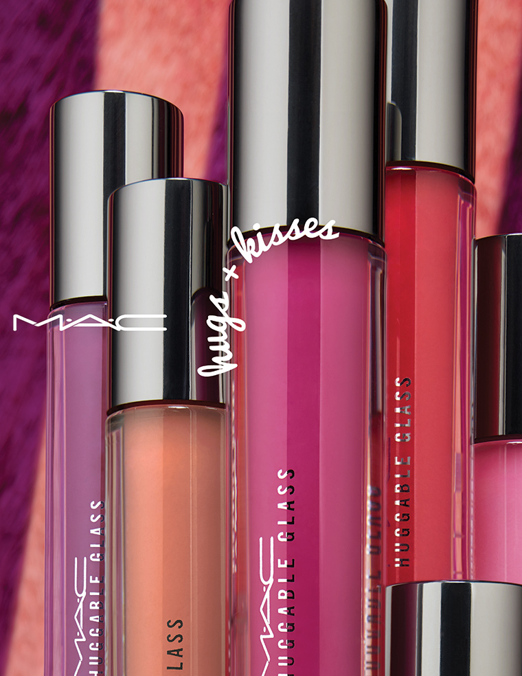 MAC Huggable Lips Collection