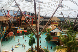 Alton Towers Waterpark - Overview