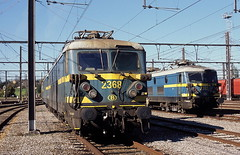 * Belgien  Baureihe  23 # 2  New Scan