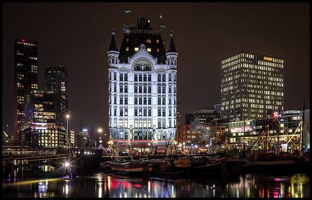 Het Witte Huis,...Rotterdam@FTW