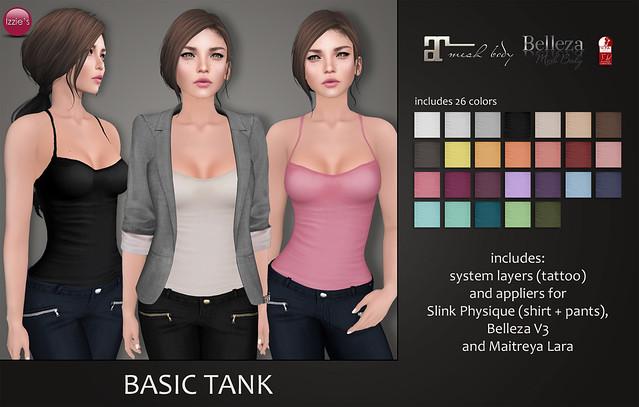 Basic Tank