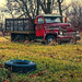 Tire with Spare Truck  ..HTT by jackalope22