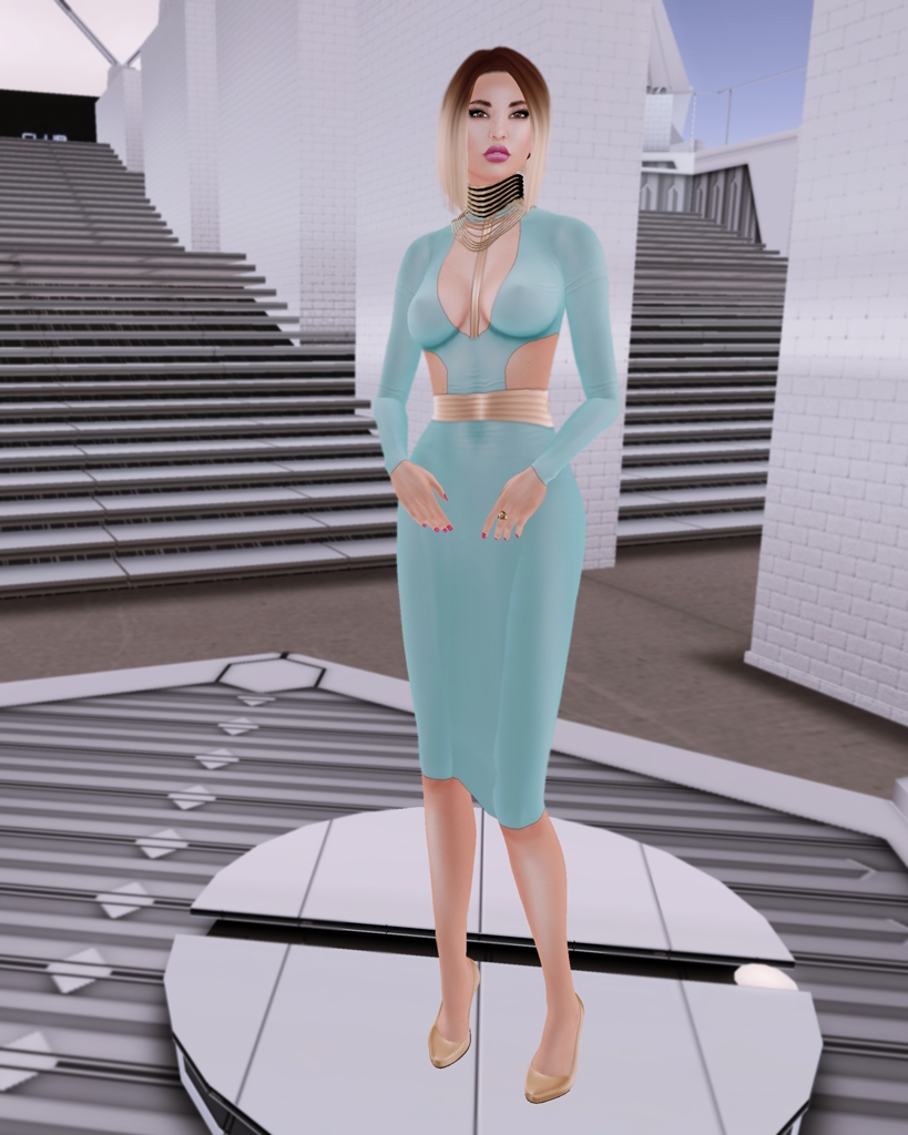 Miss Dane at Club Lucente