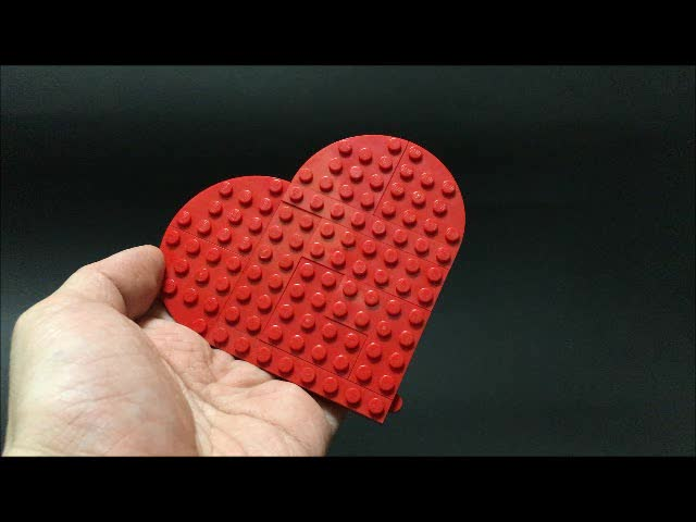 LEGO brokenheart