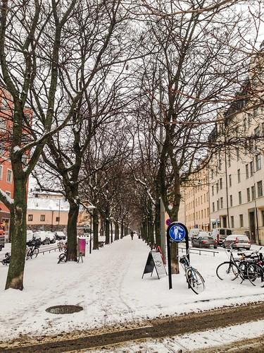 stockholm, january 2016
