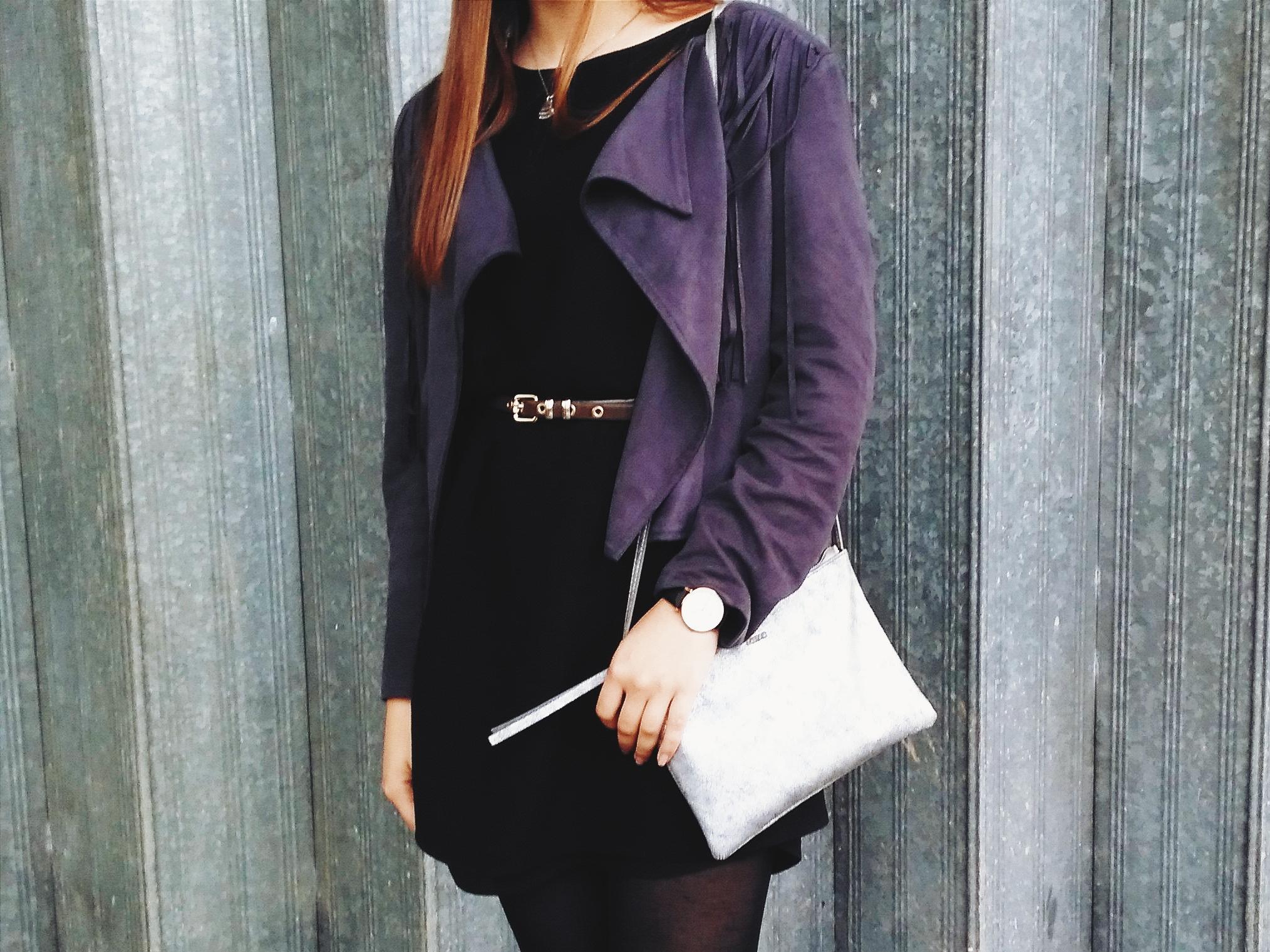 look inverno casaco franjas estilo boho