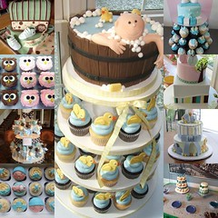 YOUR BABY SHOWER Designer CAKES made to Order!