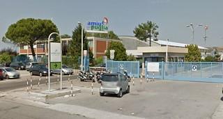 Amiu Puglia sede bari