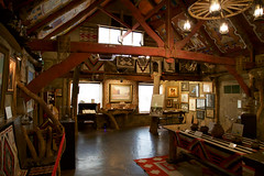 Antelope Valley Indian Museum and State Park