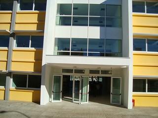 L'istituto alberghiero _E. Majorana_ - Sede di Casamassima