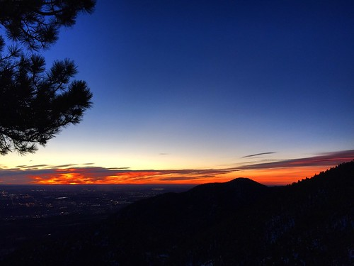 park sunrise dawn cabin colorado crystal springs manitou