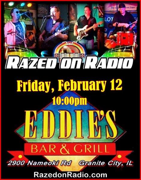 Razed On Radio 2-12-16